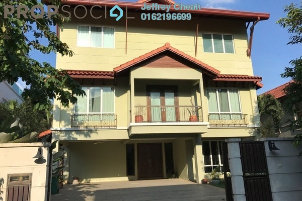 For Sale Bungalow at Laman Setiakasih 8, Damansara Heights Freehold Semi Furnished 6R/7B 5.85m