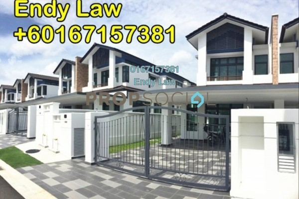 For Sale Semi-Detached at Eco Botanic, Skudai Freehold Unfurnished 5R/5B 1.08m