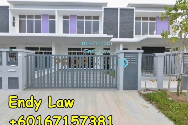 For Sale Terrace at Taman Mutiara Rini, Skudai Freehold Unfurnished 4R/4B 680k