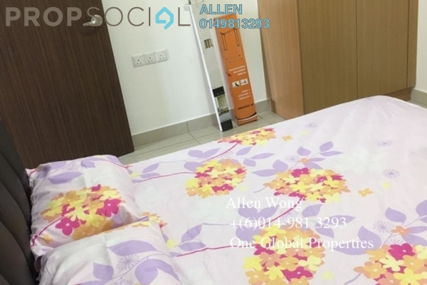 For Rent Condominium at Taman Kempas Indah, Johor Bahru Freehold Fully Furnished 2R/2B 1.5k