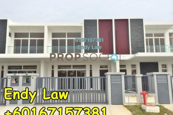 For Sale Terrace at Taman Mutiara Rini, Skudai Freehold Unfurnished 4R/4B 708k