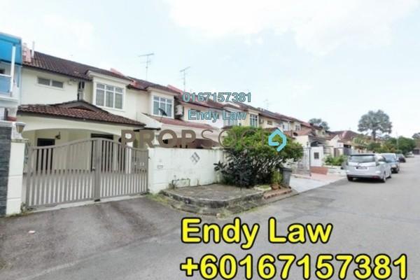 For Sale Terrace at Nusa Duta, Iskandar Puteri (Nusajaya) Freehold Semi Furnished 4R/3B 500k