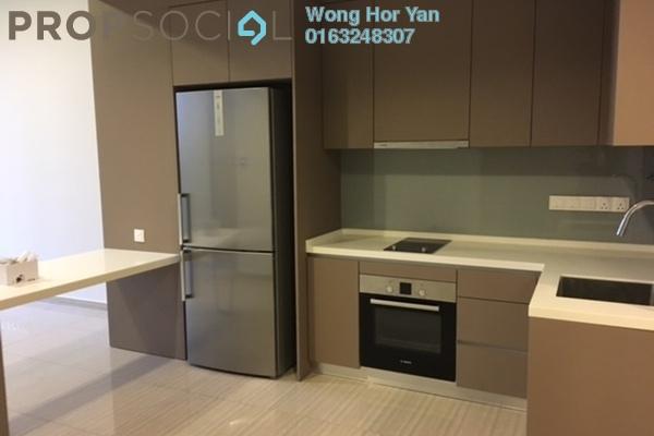 For Sale Condominium at Twin Arkz, Bukit Jalil Freehold Semi Furnished 2R/2B 778k