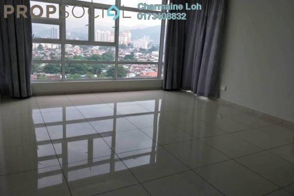 For Rent Condominium at MH Platinum Residency, Setapak Freehold Semi Furnished 2R/1B 1.5k