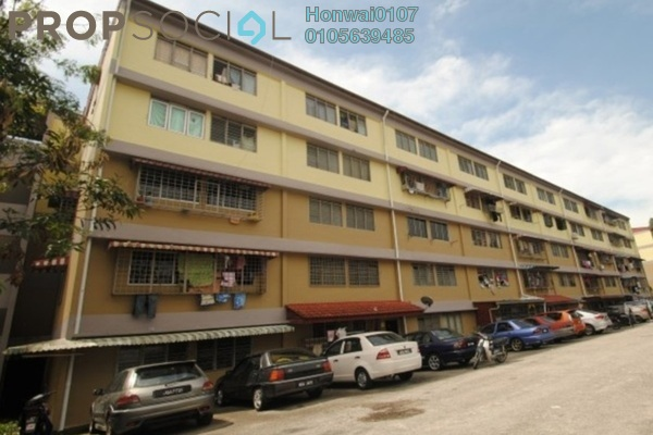 For Rent Apartment at Taman Desa Cheras, Alam Damai Freehold Semi Furnished 2R/2B 550translationmissing:en.pricing.unit