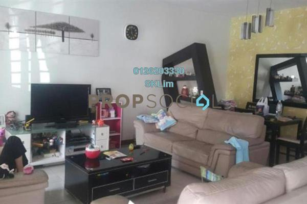 For Sale Terrace at Segar View, Cheras Freehold Semi Furnished 4R/3B 700k