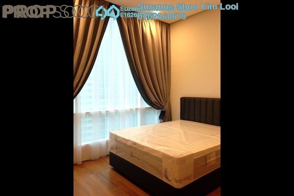For Rent Condominium at Soho Suites, KLCC Freehold Fully Furnished 2R/2B 3.4k