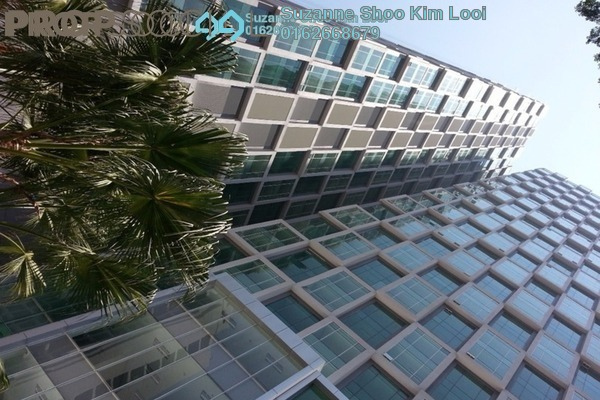 For Sale Condominium at Soho Suites, KLCC Freehold Fully Furnished 3R/2B 1.1m