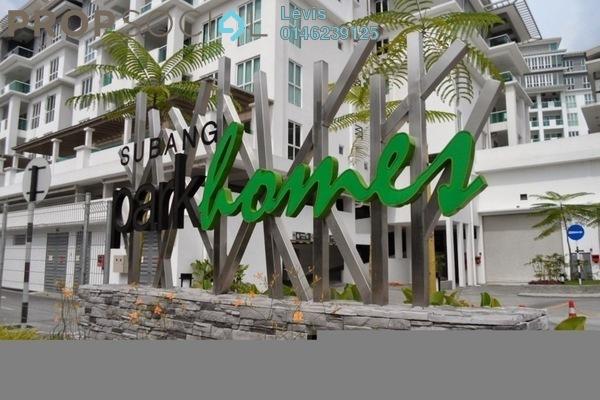 For Rent Condominium at Subang Parkhomes, Subang Jaya Freehold Semi Furnished 3R/3B 2.5k