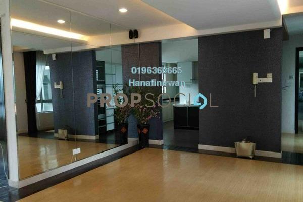 For Rent Condominium at Riana Green East, Wangsa Maju Freehold Semi Furnished 3R/2B 3.5k