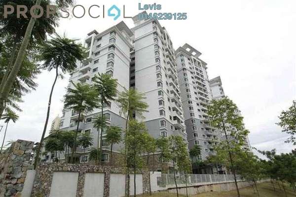 For Rent Condominium at Opal Damansara, Sunway Damansara Freehold Semi Furnished 3R/2B 2.3k