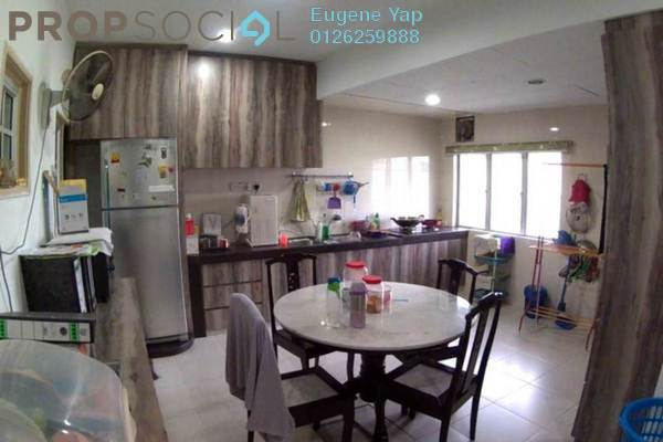For Rent Terrace at Taman Impian Indah, Sungai Buloh Freehold Semi Furnished 4R/3B 1.2k