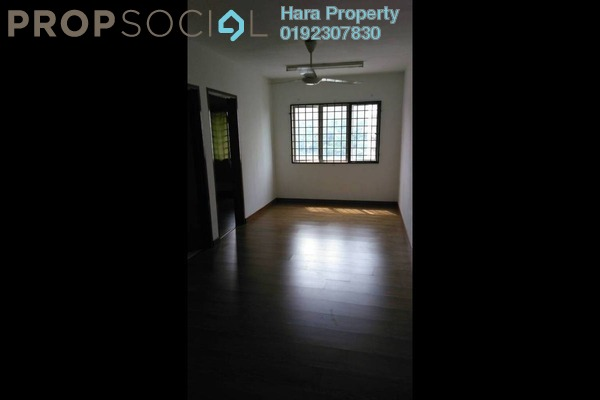For Sale Apartment at Flora Damansara, Damansara Perdana Freehold Semi Furnished 3R/2B 200k
