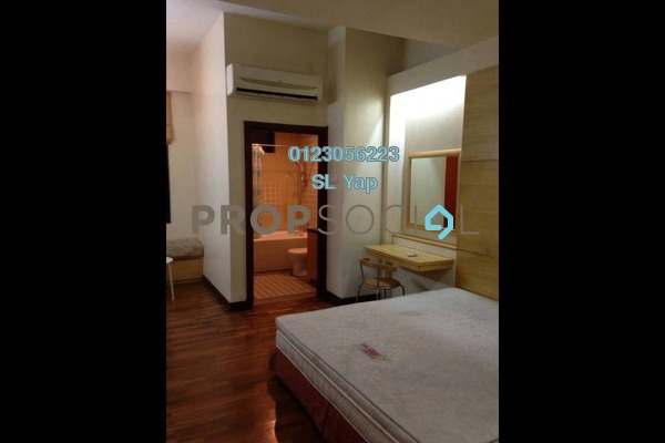For Sale Serviced Residence at The Heritage, Seri Kembangan Freehold Fully Furnished 1R/1B 250k