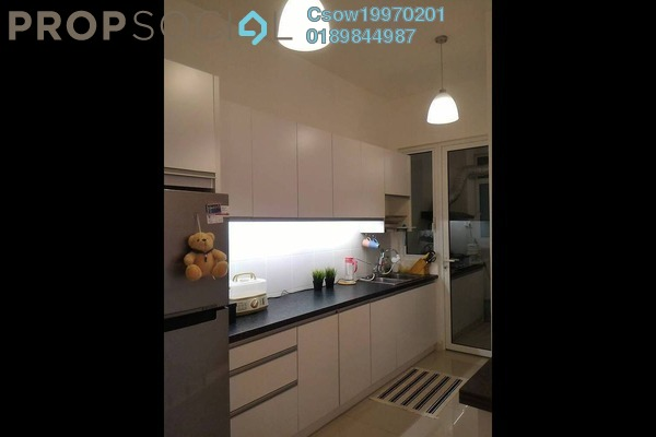 For Rent Condominium at Scenaria, Segambut Freehold Fully Furnished 4R/3B 2.4k