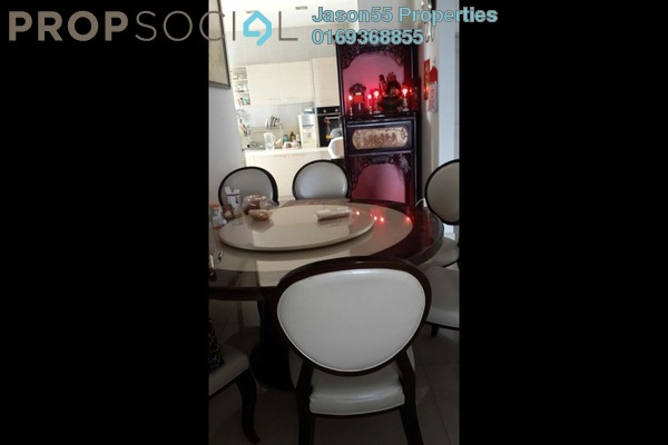 For Sale Condominium at Vistaria Residensi, Cheras Freehold Fully Furnished 4R/2B 728k
