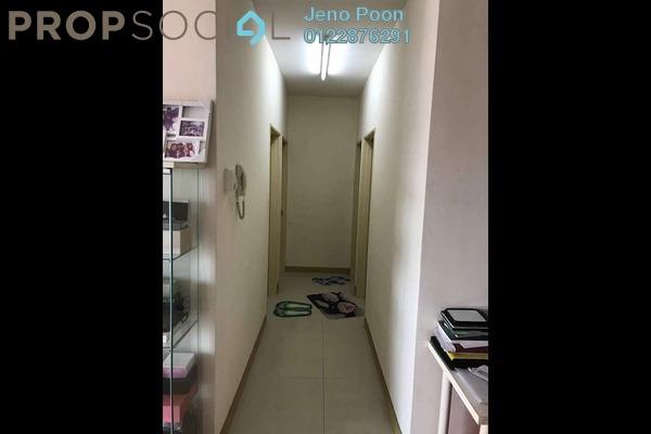 For Rent Condominium at Kuchai Avenue, Kuchai Lama Freehold Semi Furnished 3R/2B 1.4k
