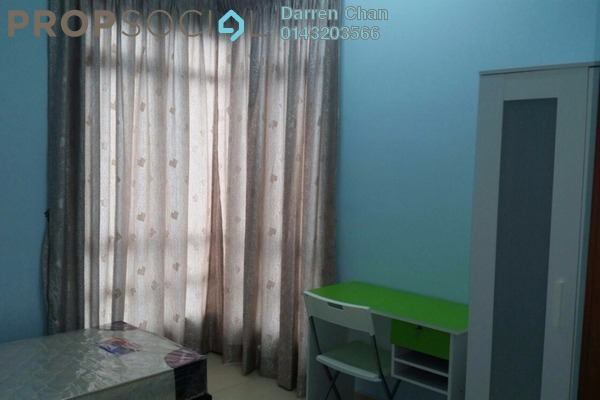For Rent Condominium at Villa Park, Seri Kembangan Freehold Semi Furnished 4R/2B 1.25k