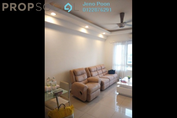 For Rent Condominium at Casa Desa, Taman Desa Freehold Fully Furnished 3R/2B 2k