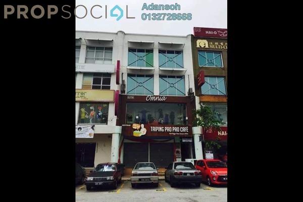For Rent Shop at BP1, Bandar Bukit Puchong Freehold Unfurnished 0R/2B 8k