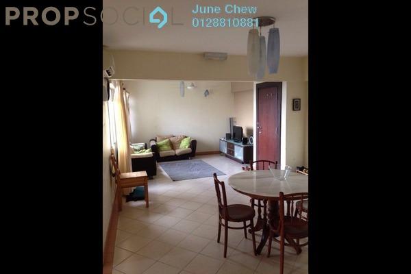 For Rent Condominium at Perdana Exclusive, Damansara Perdana Freehold Fully Furnished 2R/2B 1.85k