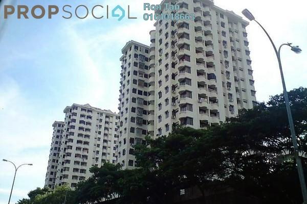 For Sale Condominium at Ferringhi Delima Condominiums, Batu Ferringhi Freehold Fully Furnished 3R/2B 390k