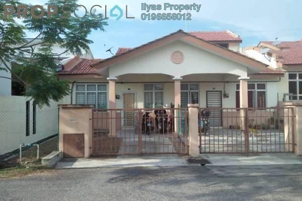 For Sale Terrace at Taman Lestari Permai, Bandar Putra Permai Freehold Unfurnished 4R/2B 395k