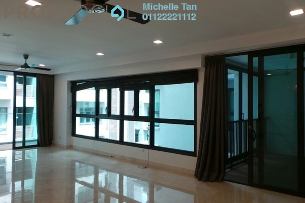 For Rent Condominium at Sastra U-Thant, Ampang Hilir Freehold Semi Furnished 4R/4B 10k