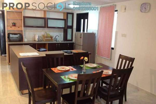 For Sale Apartment at Cyber Heights Villa, Cyberjaya Freehold Unfurnished 3R/2B 410k
