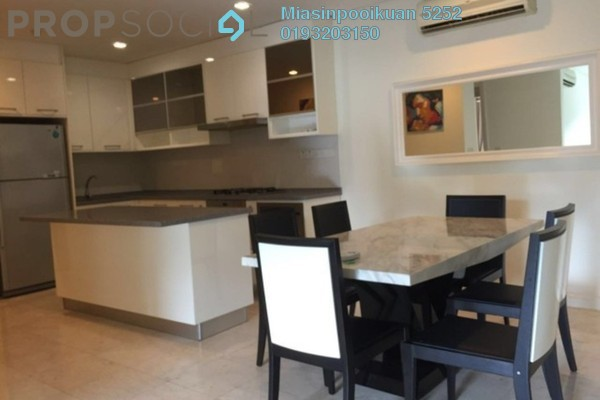 For Rent Condominium at The Saffron, Sentul Freehold Fully Furnished 3R/2B 3.7k