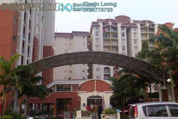 For Sale Condominium at Ketumbar Hill, Cheras Freehold Semi Furnished 3R/2B 420k