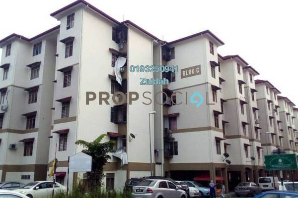 For Sale Apartment at Sri Cempaka Apartment, Kajang Leasehold Unfurnished 2R/2B 115k