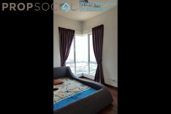 For Sale Serviced Residence at Glomac Damansara, TTDI Freehold Semi Furnished 3R/2B 1.1m