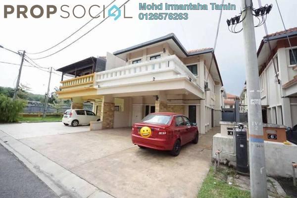 For Sale Semi-Detached at Desa Villa Merab, Bangi Freehold Semi Furnished 5R/4B 850k
