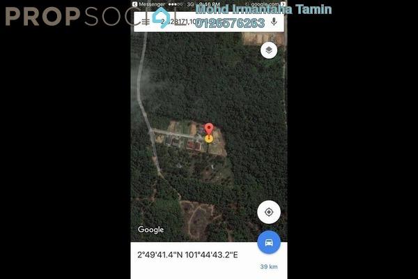 For Sale Land at Desa Vista, Sepang Freehold Unfurnished 0R/0B 275k