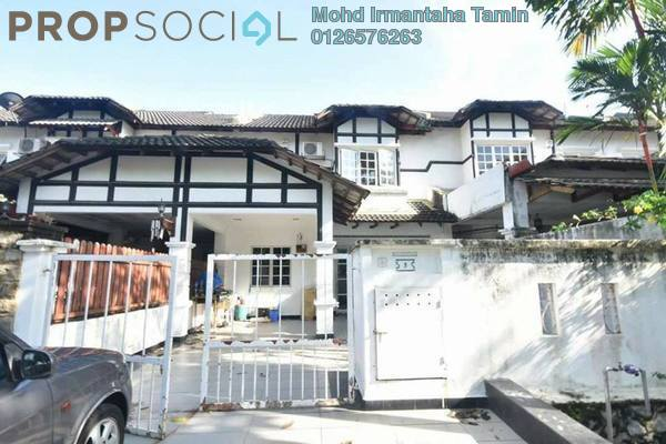 For Sale Terrace at Templer Heritage, Templer's Park Leasehold Semi Furnished 5R/3B 580k
