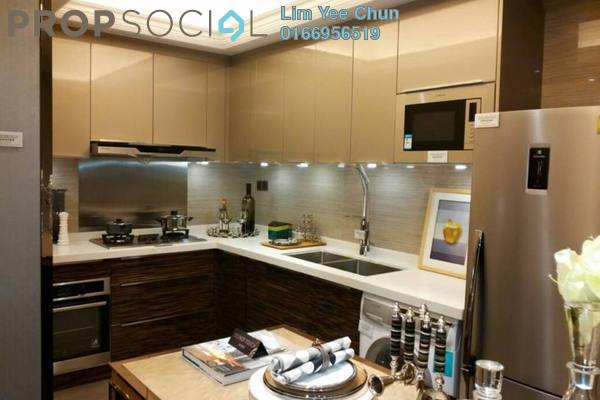 For Sale Condominium at Hampton Damansara, Kuala Lumpur Freehold Semi Furnished 3R/2B 719k