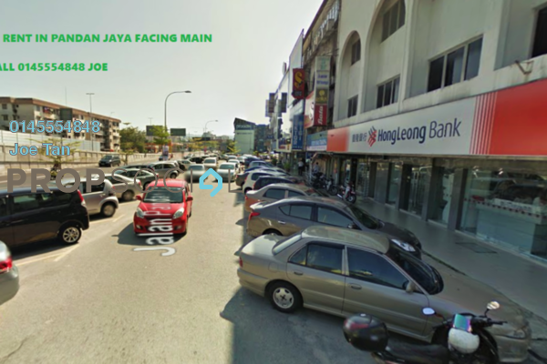 For Rent Shop at Pandan Jaya, Pandan Indah Freehold Unfurnished 0R/0B 6.5k