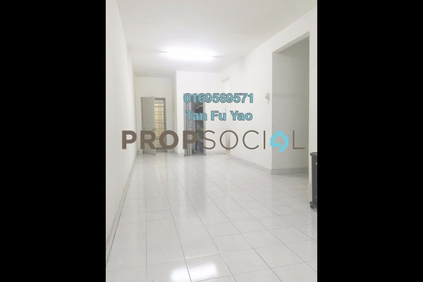 For Rent Apartment at Taman Bukit Pelangi, Subang Jaya Freehold Semi Furnished 3R/2B 1k