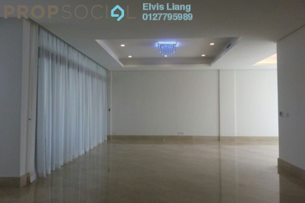 For Rent Condominium at Gallery U-Thant, Ampang Hilir Freehold Semi Furnished 0R/0B 13k