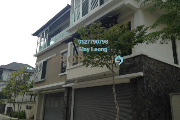 For Sale Villa at Serai Saujana, Saujana Freehold Unfurnished 3R/6B 3.6m