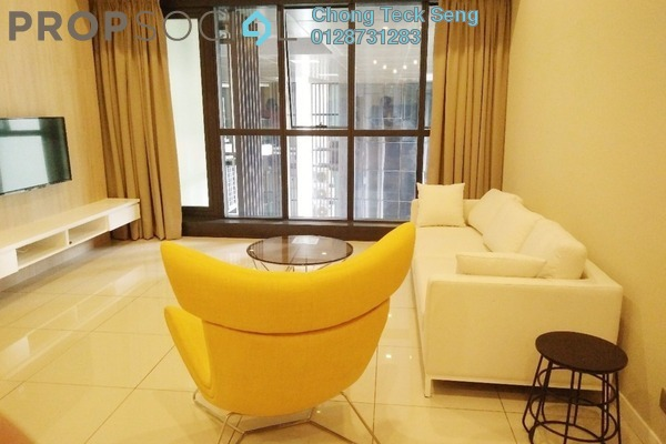 For Rent Serviced Residence at M City, Ampang Hilir Freehold Fully Furnished 2R/2B 2.6k