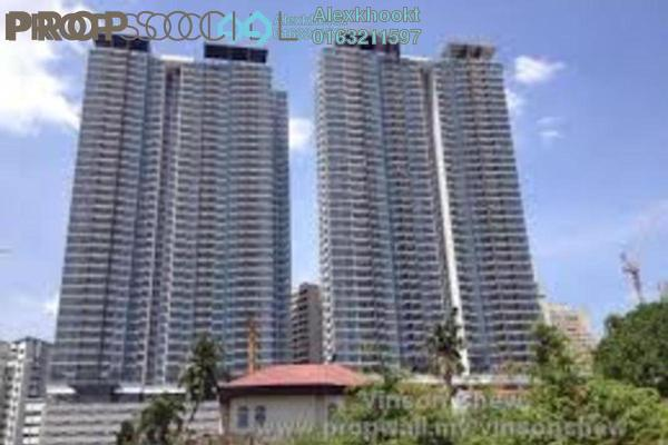 For Rent Condominium at The Elements, Ampang Hilir Freehold Semi Furnished 1R/1B 1.8k