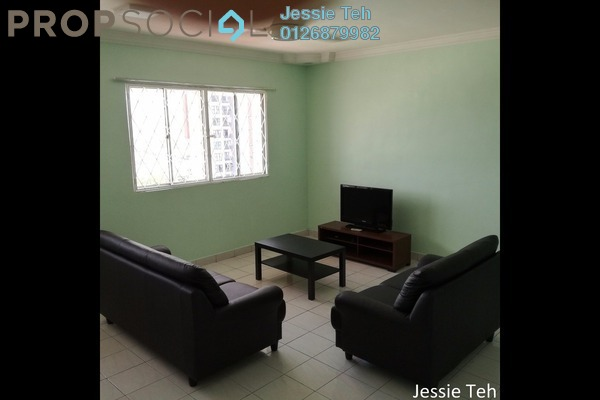 For Rent Condominium at Puncak Damansara, Bandar Utama Freehold Fully Furnished 3R/2B 2k