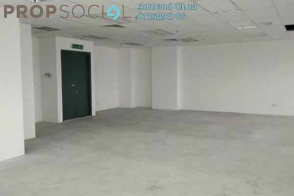 For Sale Office at KL Eco City, Mid Valley City Freehold Semi Furnished 0R/0B 1.45m