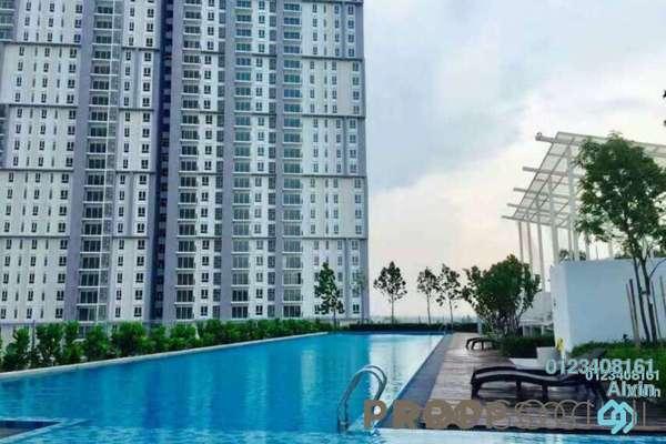 For Rent Condominium at Verdi Eco-dominiums, Cyberjaya Freehold Fully Furnished 1R/1B 1.8k