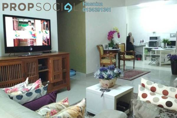 For Sale Apartment at SuriaMas, Bandar Sunway Freehold Semi Furnished 4R/2B 535k