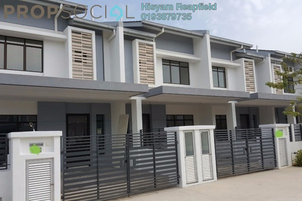For Sale Terrace at M Residence 2, Rawang Freehold Unfurnished 4R/3B 550k