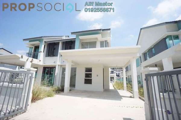 For Sale Semi-Detached at Sunway Alam Suria, Shah Alam Freehold Unfurnished 4R/3B 535k