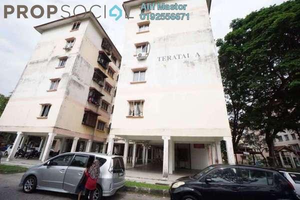 For Sale Apartment at Gugusan Teratai, Kota Damansara Freehold Unfurnished 3R/2B 200k